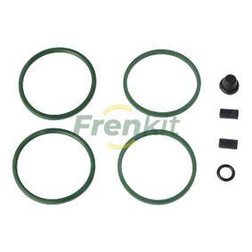 242001 FRENKIT Vorderachse, Hinterachse Ø: 42mm Reparatursatz, Bremssattel 242001 günstig kaufen