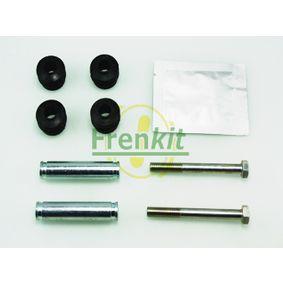 Frenkit führungshülsensatz BREMSSATTEL 810026 para Suzuki