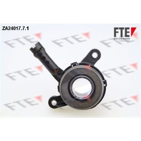 buy and replace Central Slave Cylinder, clutch FTE ZA24017.7.1