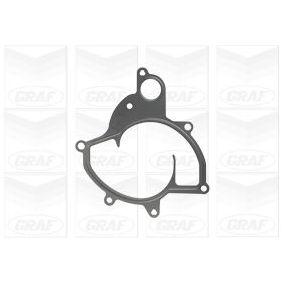 1 Pompe à eau Graf pa1148 Porsche