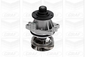 PA432A GRAF für Keilrippenriementrieb, mit Dichtring für Wasserpumpe Wasserpumpe PA432A günstig kaufen