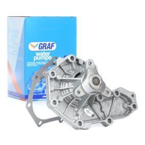 PA531 GRAF für Keilrippenriementrieb, mit Dichtung Wasserpumpe PA531 günstig kaufen