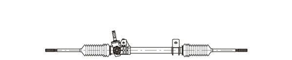 RE4049 GENERAL RICAMBI Lenkgetriebe - online kaufen