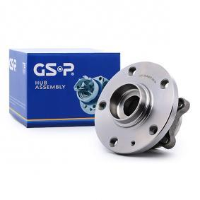 GHA336007 GSP med inbyggd ABS-sensor Ø: 137mm Hjullagerssats 9336007 köp lågt pris