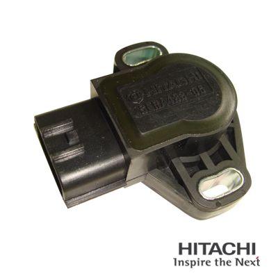 NISSAN 200SX 1999 Drosselklappensensor - Original HITACHI 2508503