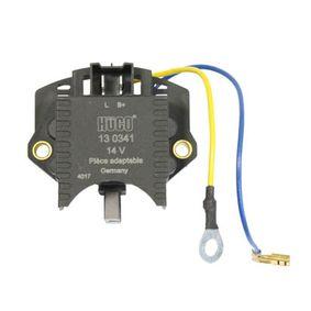 130341 HITACHI Hüco Spannung: 14,0V Nennspannung: 14V Generatorregler 130341 günstig kaufen
