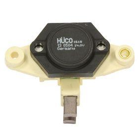 130504 HITACHI with resistance, Voltage: 14,0V Rated Voltage: 14V Alternator Regulator 130504 cheap