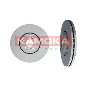 1031020 KAMOKA belüftet, hochgekohlt Ø: 324mm, Lochanzahl: 5, Bremsscheibendicke: 28mm Bremsscheibe 1031020 günstig kaufen
