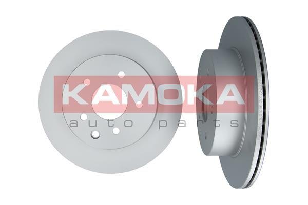 1031096 KAMOKA belüftet Ø: 292mm, Lochanzahl: 5, Bremsscheibendicke: 16mm Bremsscheibe 1031096 günstig kaufen
