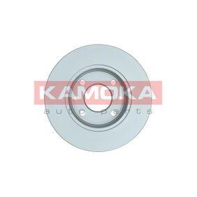 103110 Bremsscheibe KAMOKA 103110 - Große Auswahl - stark reduziert