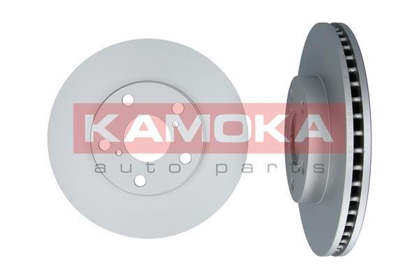 1031100 KAMOKA belüftet Ø: 275mm, Lochanzahl: 5, Bremsscheibendicke: 25mm Bremsscheibe 1031100 günstig kaufen