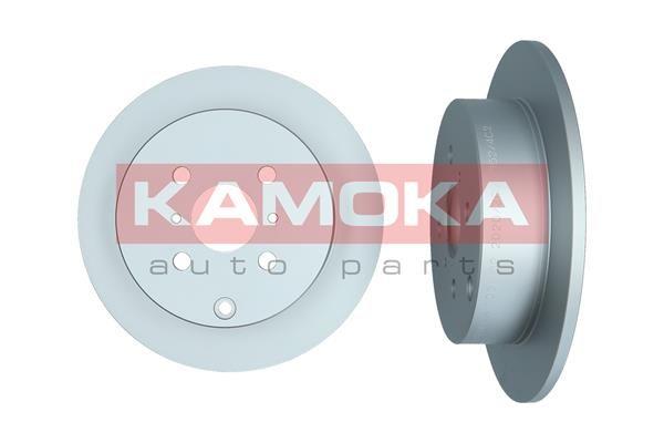 1031102 KAMOKA Voll Ø: 269mm, Lochanzahl: 4, Bremsscheibendicke: 9mm Bremsscheibe 1031102 günstig kaufen