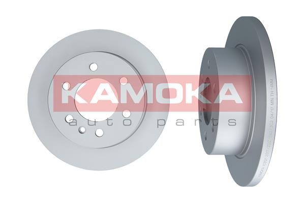 Volkswagen NEW BEETLE KAMOKA Disques de frein 103121