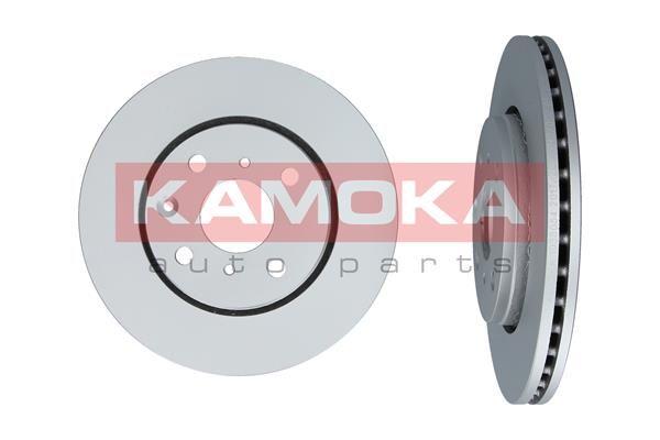 1033054 KAMOKA belüftet Ø: 247mm, Lochanzahl: 4, Bremsscheibendicke: 20mm Bremsscheibe 1033054 günstig kaufen