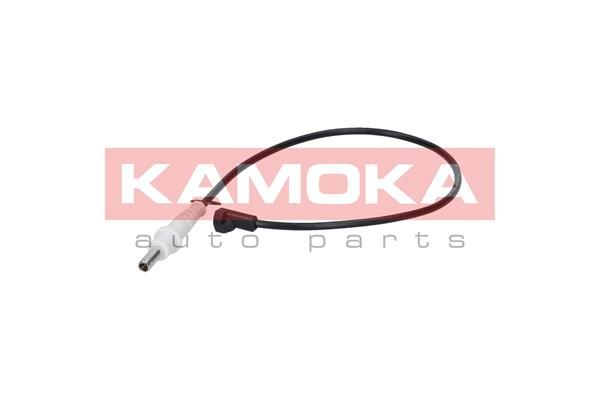 KAMOKA: Original Warnkontakt Bremsbelagverschleiß 105078 (Warnkontaktlänge: 255mm)