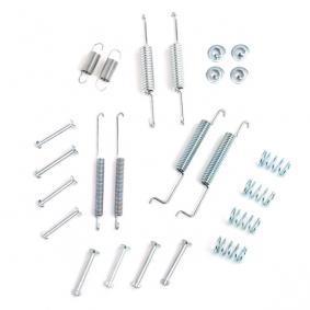 Achat de 1070010 KAMOKA Kit d'accessoires, mâchoire de frein 1070010 pas chères