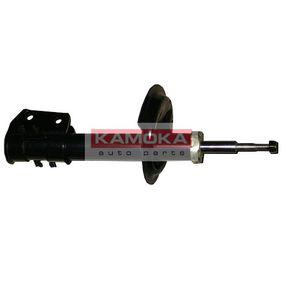 20632593 Stoßdämpfer KAMOKA Test