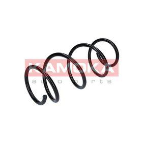 2110226 KAMOKA Vorderachse Länge: 396mm, Ø: 13.25mm, Ø: 168mm Fahrwerksfeder 2110226 günstig kaufen