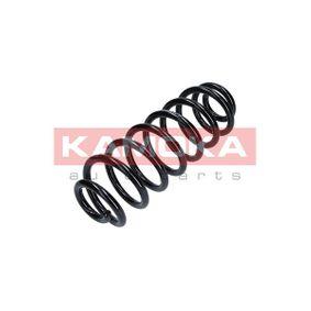 Kamoka 2120115 Fahrwerksfeder Hinterachse