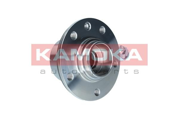 5500141 Комплект колесен лагер KAMOKA - опит