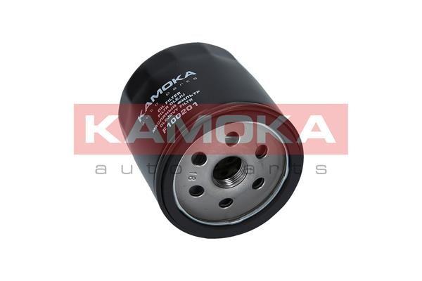 KAMOKA: Original Ölfilter F100201 (Ø: 77mm, Höhe: 85mm)