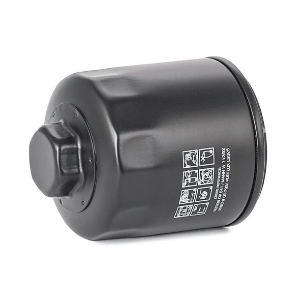 F100801 Motorölfilter KAMOKA F100801 - Große Auswahl - stark reduziert