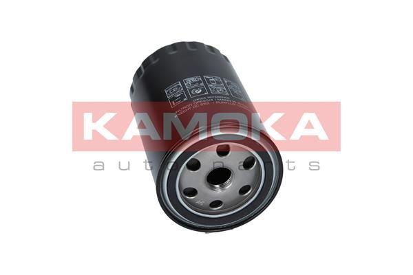 F101501 KAMOKA Anschraubfilter, mit einem Rücklaufsperrventil Ø: 90mm, Höhe: 139mm Ölfilter F101501 günstig kaufen