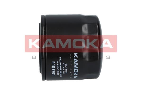 F101701 Ölfilter KAMOKA Test