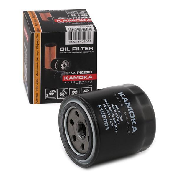 F102001 Motorölfilter KAMOKA F102001 - Große Auswahl - stark reduziert