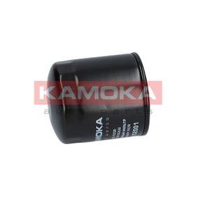 Ölfilter F102001 von KAMOKA
