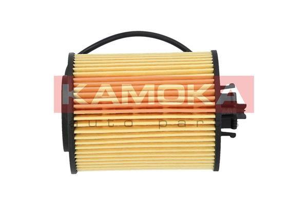 F102801 Ölfilter KAMOKA Test