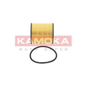 F103401 Ölfilter KAMOKA Test
