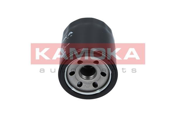 F104401 KAMOKA Anschraubfilter, mit einem Rücklaufsperrventil Ø: 82mm, Höhe: 100mm Ölfilter F104401 günstig kaufen