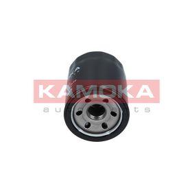 F104401 KAMOKA mit einem Rücklaufsperrventil Ø: 82mm, Höhe: 100mm Ölfilter F104401 günstig kaufen
