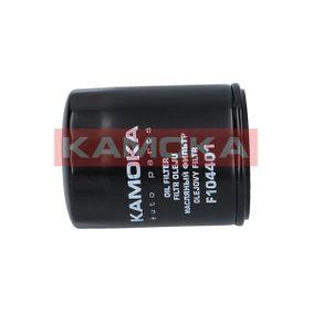 F104401 Ölfilter KAMOKA Erfahrung