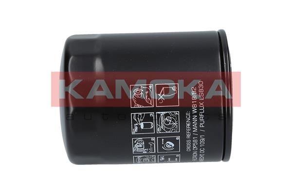 Ölfilter F104601 von KAMOKA