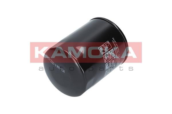 F105201 Ölfilter KAMOKA Test
