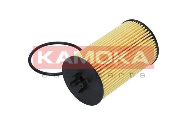 F106001 Ölfilter KAMOKA Test
