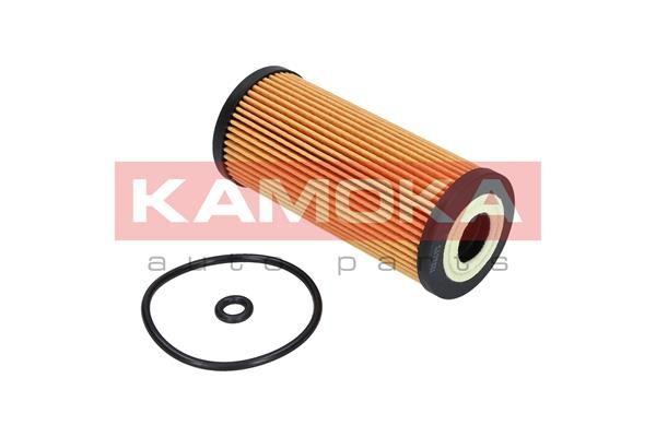 F108801 Ölfilter KAMOKA Test