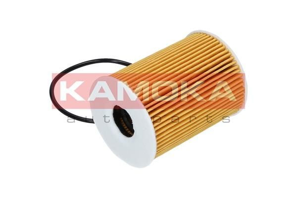 F109201 Ölfilter KAMOKA Test