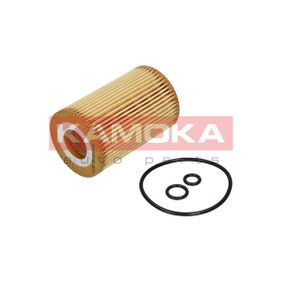 F112301 Filtre à huile KAMOKA Test