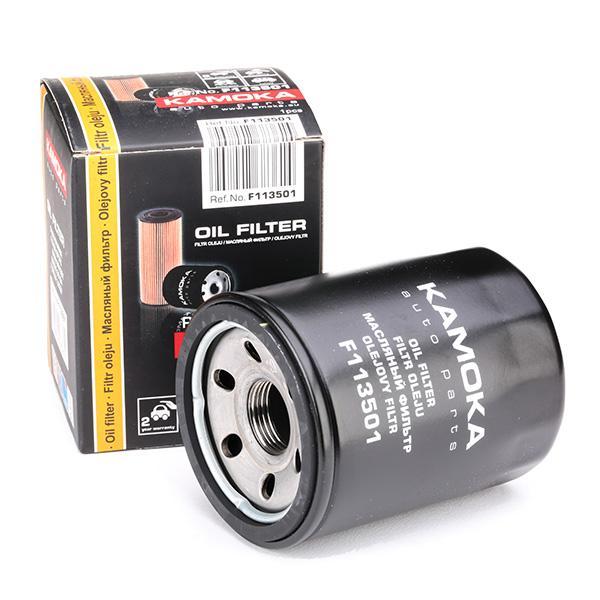 F113501 Oil Filter KAMOKA F113501 - Huge selection — heavily reduced