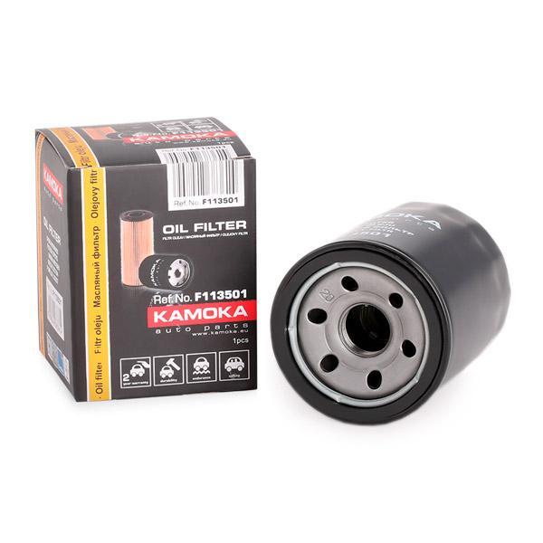 F113501 Oil Filter KAMOKA Test