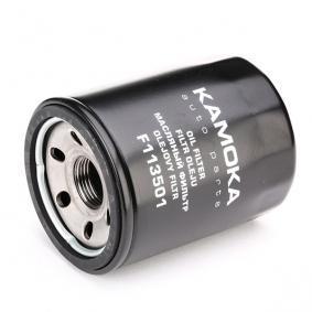 F113501 Filtro de óleo KAMOKA - Produtos de marca baratos
