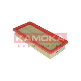 F204601 Luftfilter KAMOKA Test