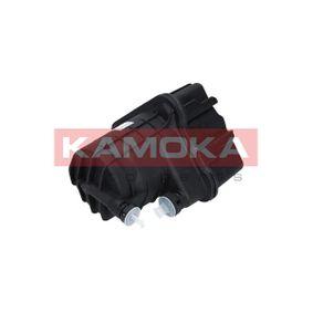 F319501 KAMOKA Leitungsfilter, mit Anschluss für Wassersensor Höhe: 188mm Kraftstofffilter F319501 günstig kaufen