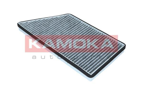 F501601 KAMOKA Aktivkohlefilter Breite: 166mm, Höhe: 31mm, Länge: 346mm Filter, Innenraumluft F501601 günstig kaufen