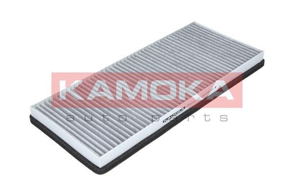 F502101 KAMOKA Aktivkohlefilter Breite: 159mm, Höhe: 27mm, Länge: 377mm Filter, Innenraumluft F502101 günstig kaufen
