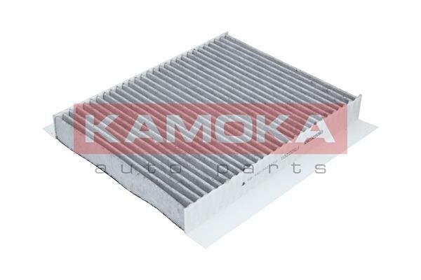 F502201 KAMOKA Aktivkohlefilter Breite: 199mm, Höhe: 31mm, Länge: 255mm Filter, Innenraumluft F502201 günstig kaufen