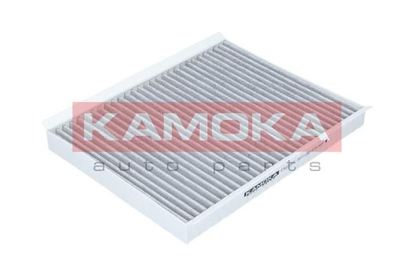 F502301 KAMOKA Aktivkohlefilter Breite: 180mm, Höhe: 21mm, Länge: 230mm Filter, Innenraumluft F502301 günstig kaufen
